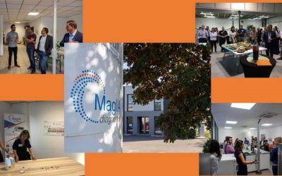 Inauguration nouveaux locaux // Inauguration of our new premises